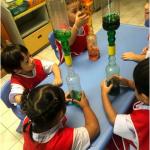 กิจกรรมอนุบาล1 เข้าเรียนรู้ห้อง Learning Corner - โรงเรียนกุมุทมาส