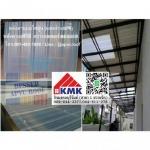 หลังคา APVC แบบใสขุ่น - บริษัท กิจมงคลบุรีรัมย์ จำกัด
