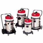 Industrial vacuum cleaner, stainless steel vacuum cleaner. - Klenco (Thailand) Co Ltd