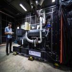 Generator Test Room  ห้องทดสอบเครื่องกำเนิดไฟฟ้า - บริษัท พิลเล่อร์ (ประเทศไทย) จำกัด