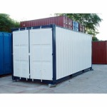 Used containers for sale - Fortress Marine Co Ltd