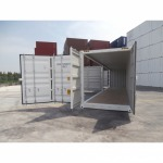 Custom Made Container - Fortress Marine Co., Ltd.