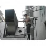 ออกแบบระบบบำบัดมลพิษอากาศแบบผสม (Combination air pollution control system) - บริษัท ไพน์ เทรดดิ้ง จำกัด