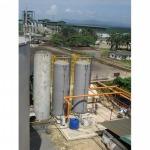 ระบบไบโอสครับเบอร์ ควบคุมลดกลิ่นและสารละลาย (Bio scrubber for solvent & VOCs and odor control) - บริษัท ไพน์ เทรดดิ้ง จำกัด