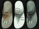 งานปักบนรองเท้า - บริษัท แกมม่า อินดัสตรี้ส์ จำกัด