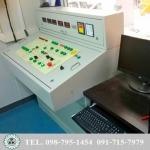 ระบบไฟฟ้าและคอมพิวเตอร์ควบคุม ชุดแพล้นปูน - เครื่องผสมคอนกรีต แพล้นปูน - พัฒนกิจ กลการ (1993)