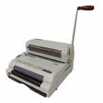 The company sells electric spiral binding machine. - Laminating machine Thai Master Print
