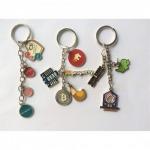 รับทำพวงกุญแจพวงองุ่น - โรงงานผลิตพวงกุญแจ เข็มกลัด โลหะ - เซเว่นดราก้อน ซัพพลายส์