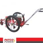 เครื่องตัดหญ้าแบบล้อจักรยาน - บริษัท พัฒนายนต์ชลบุรี จำกัด