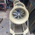 พัดลมโบลเวอร์ (Blower Fan) สมุทรสาคร - พัดลมอุตสาหกรรม แฟน อินเตอร์เนชั่นแนล