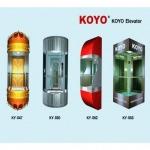 ลิฟท์โดยสารโกโย - บริษัท สยามลิฟท์และเทคโนโลยี จำกัด