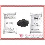 ขายแมงกานีสไดออกไซด์ Manganese dioxide - แมงกานีส - ทองฟู (1991)