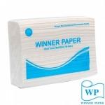 กระดาษเช็ดมือ M-Fold 1 ชั้น - กระดาษชำระวินเนอร์ เปเปอร์