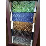 ขายส่งกระจกสีลายดอก - จำหน่ายกระจก ตัวแทนกระจกไทยอาซาฮี