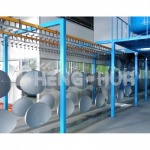 Paint spraying system factory - Cheng Hua (Thailand) Co Ltd