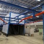 ติดตั้งระบบพ่นสีฝุ่นทั้งระบบ - ผลิตติดตั้งระบบพ่นสีอุตสาหกรรม ออกแบบระบบห้องพ่นสีครบวงจร เจิ้นหวา (ไทยแลนด์) พร้อมให้ปรึกษา
