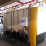 Powder Coating Booth - ผลิตติดตั้งระบบพ่นสีอุตสาหกรรม ออกแบบระบบห้องพ่นสีครบวงจร เจิ้นหวา (ไทยแลนด์) พร้อมให้ปรึกษา