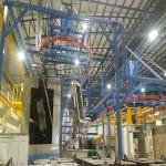 ติดตั้งระบบพ่นสีอุตสาหกรรม - ผลิตติดตั้งระบบพ่นสีอุตสาหกรรม ออกแบบระบบห้องพ่นสีครบวงจร เจิ้นหวา (ไทยแลนด์) พร้อมให้ปรึกษา