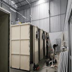 Paint spraying system for factory - Cheng Hua (Thailand) Co., Ltd.