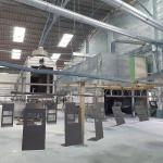 ติดตั้งระบบโซ่ลำเลียงแบบแขวน - ผลิตติดตั้งระบบพ่นสีอุตสาหกรรม ออกแบบระบบห้องพ่นสีครบวงจร เจิ้นหวา (ไทยแลนด์) พร้อมให้ปรึกษา