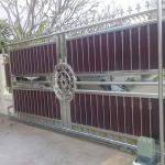 ติดตั้งประตูสแตนเลส บุรีรัมย์ - งานประตูเหล็กดัด บุรีรัมย์ ช่างบุรีรัมย์ สำนวนการช่าง