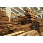 จำหน่ายไม้ทำพื้นสักแดงรางลิ้น - บริษัท นำทองชัยค้าไม้ จำกัด