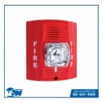 อุปกรณ์แจ้งเหตุเพลิงไหม้ด้วยแสง หรือเสียง  - ระบบแจ้งเพลิงไหม้-บริษัท ยู เอส มาร์เก็ตติ้ง