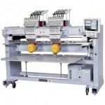 เครื่องปักลดโต๊ะ 2 หัว 15 สี/เข็ม รุ่น BEKY-S1502CII - เครื่องจักรปักอุตสาหกรรม เคเอ็มซีซี