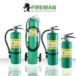 เครื่องดับเพลิงสูตรน้ำ SC AFFF PLUS - ถังดับเพลิง  เครื่องดับเพลิงแบบยกหิ้ว   รับอัดผงเคมี   กรีนครอส เซฟตี้