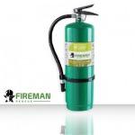 เครื่องดับเพลิงขนิดน้ำยาเหลวระเหย - ถังดับเพลิง,เครื่องดับเพลิงแบบยกหิ้ว,รับอัดผงเคมี  กรีนครอส เซฟตี้