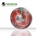 มาตรวัดเครื่องดับเพลิง (Pressure gauge) - ถังดับเพลิง  เครื่องดับเพลิงแบบยกหิ้ว   รับอัดผงเคมี   กรีนครอส เซฟตี้