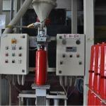 โรงงานรับอัดสารเคมีถังดับเพลิง - บริษัท กรีนครอส เซฟตี้ จำกัด