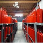 โรงงานผลิตถังดับเพลิง - บริษัท กรีนครอส เซฟตี้ จำกัด