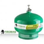 ถังดับเพลิงอัตโนมัติ น้ำยาเหลวระเหย - ถังดับเพลิง  เครื่องดับเพลิงแบบยกหิ้ว   รับอัดผงเคมี   กรีนครอส เซฟตี้