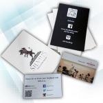 นามบัตรราคาถูก - บริษัท บุญศิริการพิมพ์ จำกัด