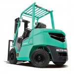 รถโฟล์คลิฟท์ Mitsubishi Forklift Trucks - บริษัท ยูไนเต็ดมอเตอร์เวิกส์ (สยาม) จำกัด (มหาชน)