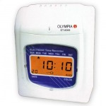 จำหน่ายนาฬิกาตอกบัตรพนักงานยี่ห้อ Olympia - บริษัท ซี อาร์ แอนด์ เอส มาร์เก็ตติ้ง จำกัด