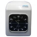 จำหน่ายนาฬิกาตอกบัตร ยี่ห้อ AMANO - บริษัท ซี อาร์ แอนด์ เอส มาร์เก็ตติ้ง จำกัด