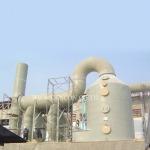 ระบบบำบัดอากาศเสีย / สครับเบอร์ & คาร์บอน - บริษัท เจนคอน เอ็นจิเนียริ่ง จำกัด