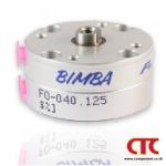 BIMBA F0.040.125 FLAT CYLINDER - จัดหาอุปกรณ์ไฟฟ้า นำเข้าอะไหล่เครื่องจักร รับจัดหาอุปกรณ์นิวเมติกส์ อิเล็กทรอนิกส์ - คอมโพเนนท์ เทรด เซ็นเตอร์