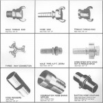 Hydraulic Coupler Distributor - R S Hose Doctor Co Ltd