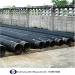 รับเคลือบยางท่อ Riser pipe - โรงงานผลิตชิ้นส่วนยาง-คุริยาม่า-โอจิ (ไทยแลนด์)