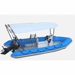 บริการซ่อมเรือยางทุกประเภท  ภูเก็ต - บริษัท เรือชลมารค จำกัด