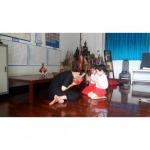 วันไหว้ครู - เทพสนิท โรงเรียนอนุบาลและเนอสเซอรี่
