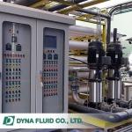 ออกแบบระบบกรองน้ำอุตสาหกรรม - บริษัท ไดน่า ฟลูอิด จำกัด