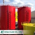 ออกแบบระบบบำบัดน้ำโรงงาน - รับติดตั้งระบบบำบัดน้ำเสีย - ไดน่า ฟลูอิด