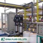 รับออกแบบระบบผลิตน้ำ-DI - บริษัท ไดน่า ฟลูอิด จำกัด