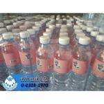 น้ำดื่มบรรจุขวด ขนาด 1 ลิตร - บริษัท นวนที จำกัด
