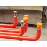 ระบบสปริงเกอร์โฟม - ระบบปั้มดับเพลิง สต๊อกน้ำยาโฟมฉุกเฉิน - นิปปอน