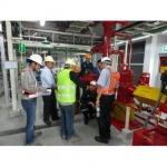 ติดตั้งระบบดับเพลิงอัตโนมัติ - ระบบปั้มดับเพลิง สต๊อกน้ำยาโฟมฉุกเฉิน - นิปปอน
